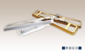 componenti metallici illuminazione